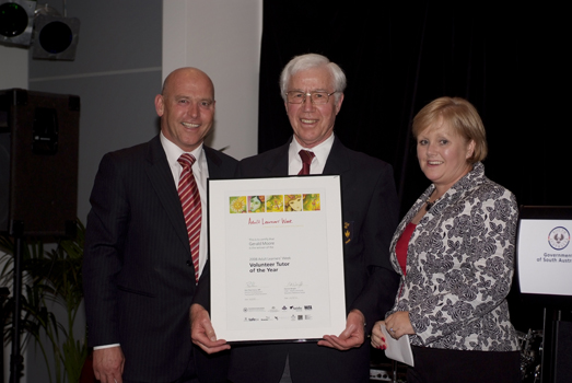 2008 SA Tutor of the Year